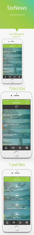 app_news_iphone_6_psd