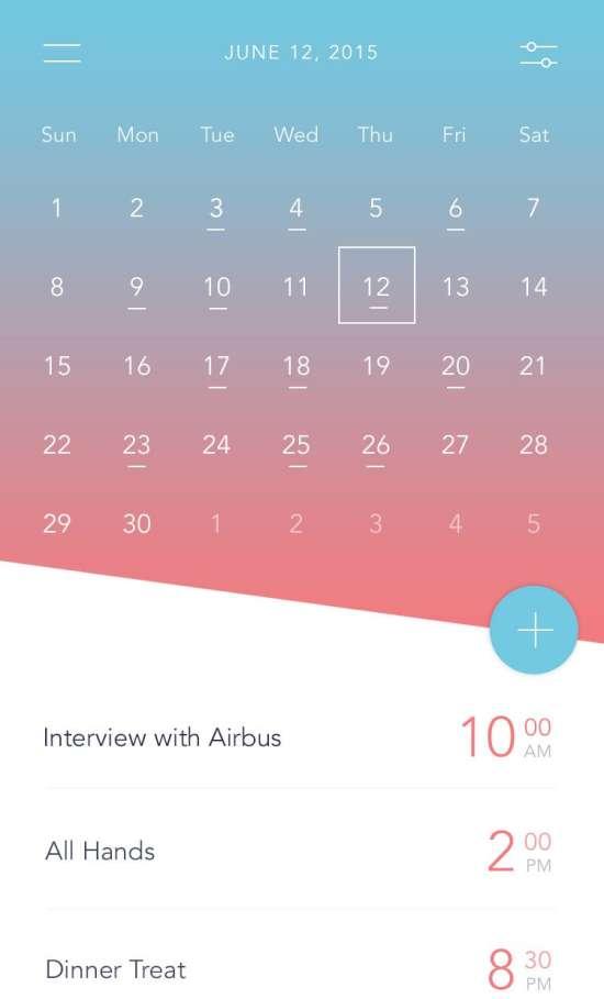 free_calendar_app_ui_psd