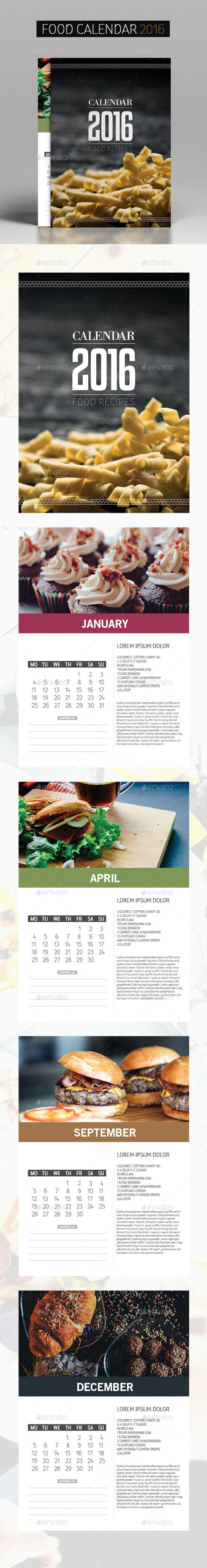 food-recipe-calendar-2016-
