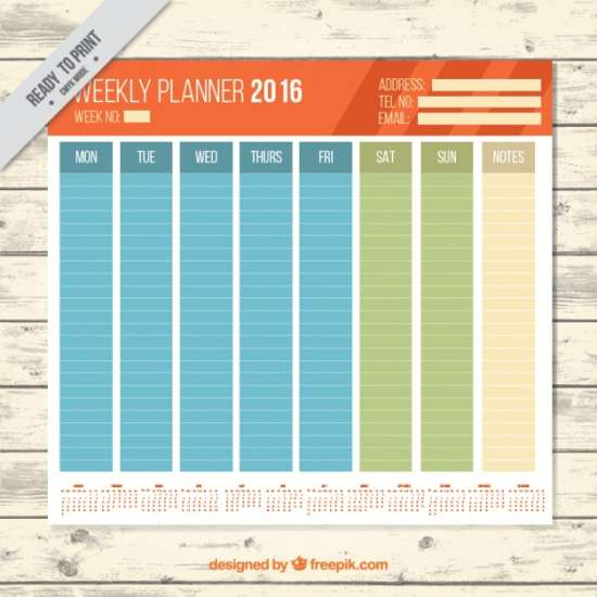 weekley-planner-2016-in-colors