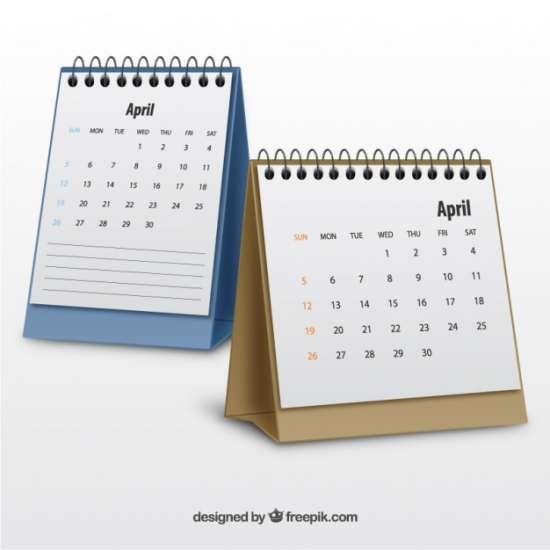 realistic-calendars-psd