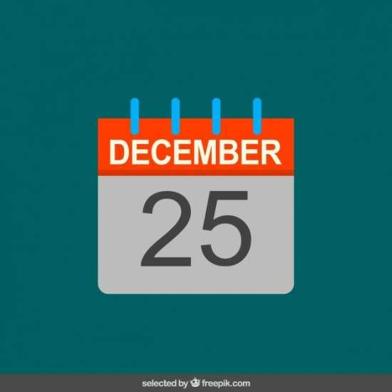 calendar-in-flat-design