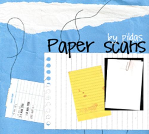 paper-scans