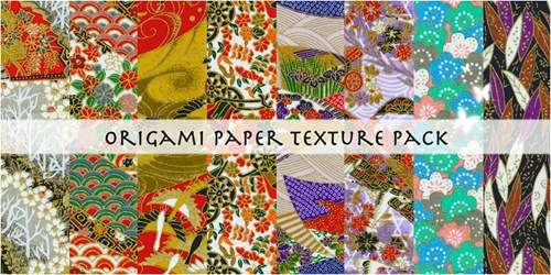 origami-paper-texture-pack