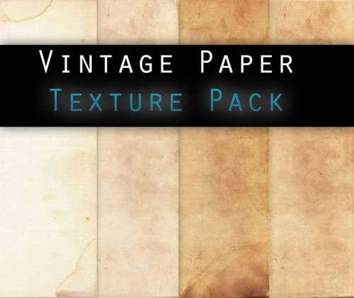 vintage-paper-texture-pack