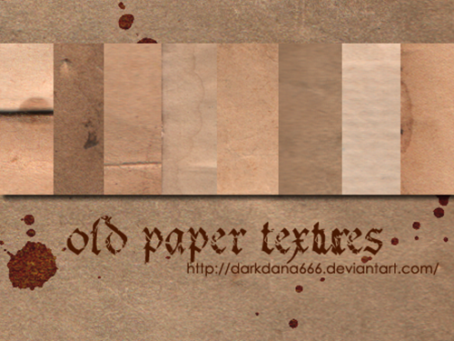 old-paper-textures