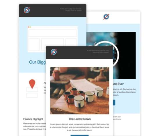 Slate Responsive Email Templates