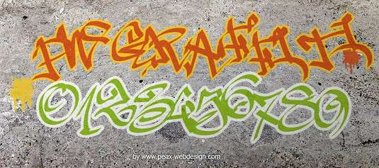 pw_graffiti_font
