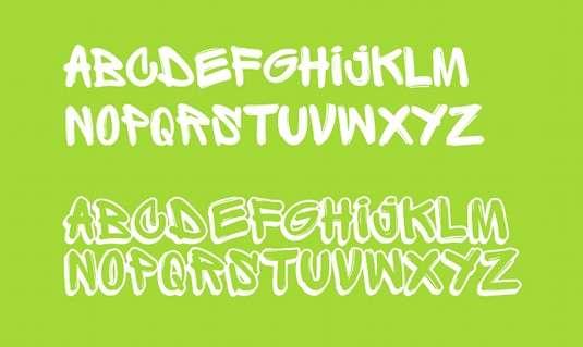 sprite_graffiti_font
