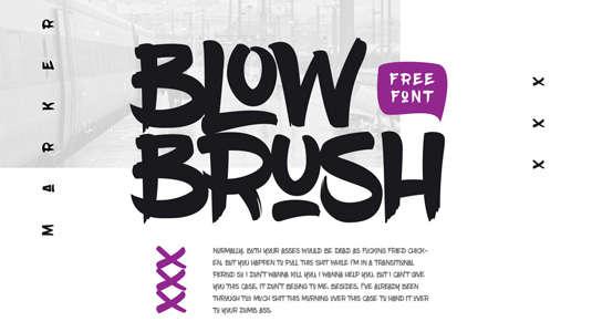 blow_brush_font