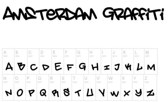 amsterdam_graffiti_font