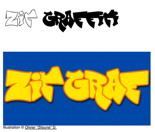 zit_graffiti_font