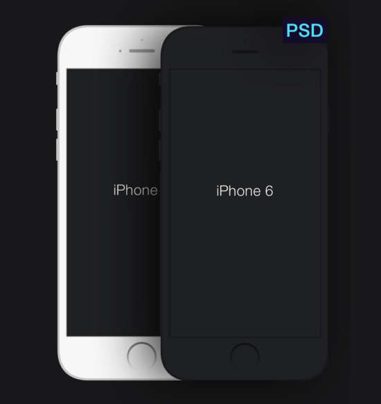 iphone_minimal_psd