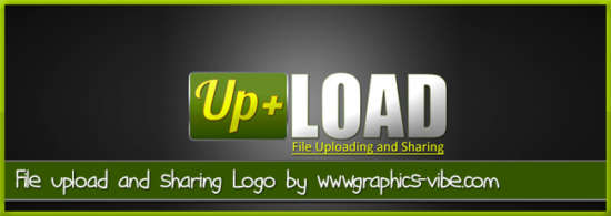 free_file_upload_logo_psd