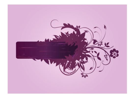 flower_themed_vector_banner