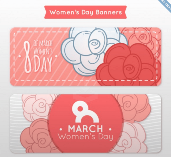 a_set_of_banners_for_womens_day