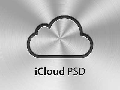 icloud_icon_free_psd