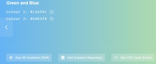 CSS3 Gradient