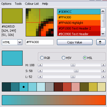 Color Picker Software