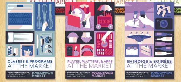 DMGR brochure system by Ryan Brinkerhoff