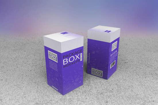 free_psd_package_box_mockup