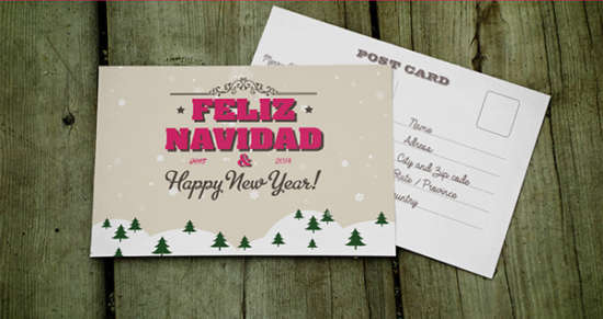 new_year_postcard_mockup_free_psd