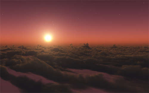 stratosphere_sunset_backgrounds