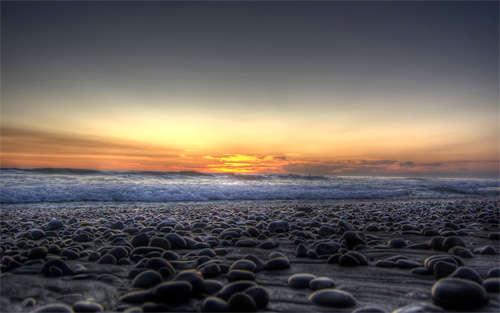 rocky_sunset