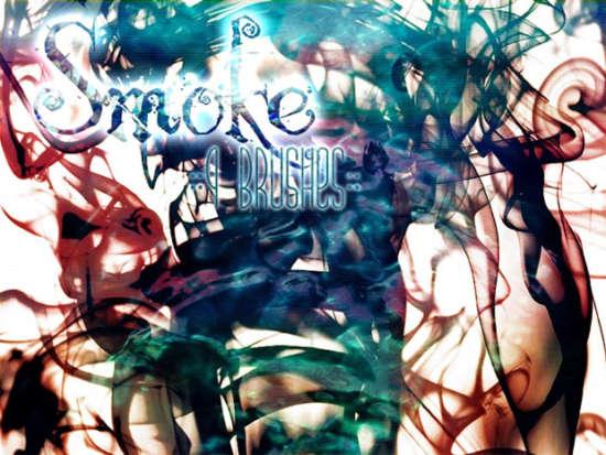 smoke_brushes_ps