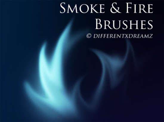 smoke_and_fire_brushes