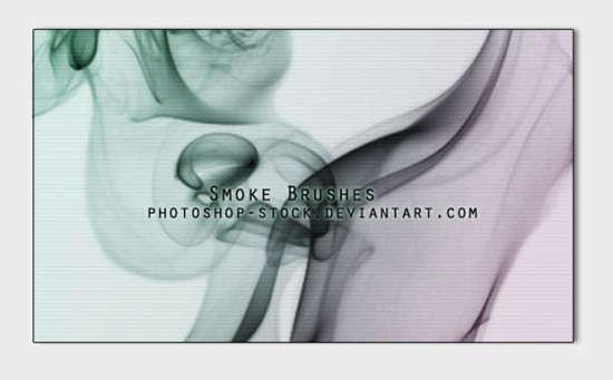smoke_brushes_photoshop_stock