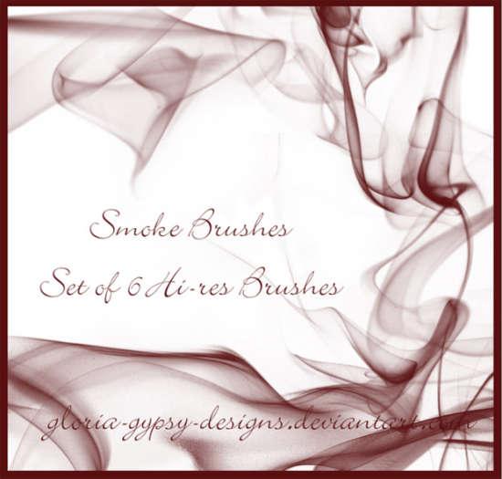 smoke_brushes_photoshop_brushes