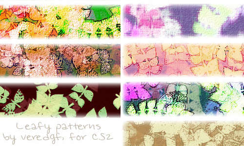 leafy_patterns_for_cs