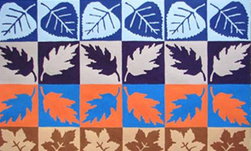 leaves_pattern