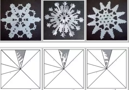 photograph about Snowflakes Template Printable known as 80 Snowflake Templates: Vectors, Routines and Illustrations or photos Ginva