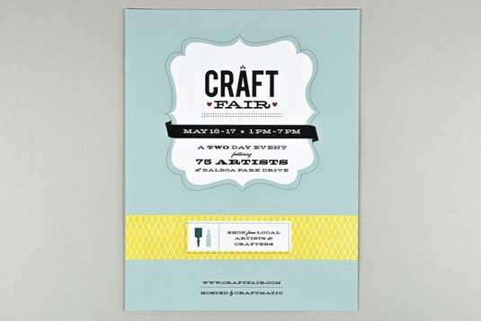 craft _fair _flyer