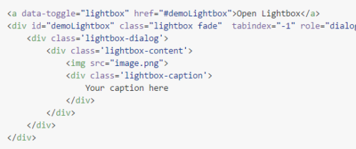 Simple lightbox plugin