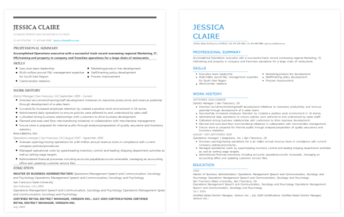 5 best online cv  u0026 resume maker  free