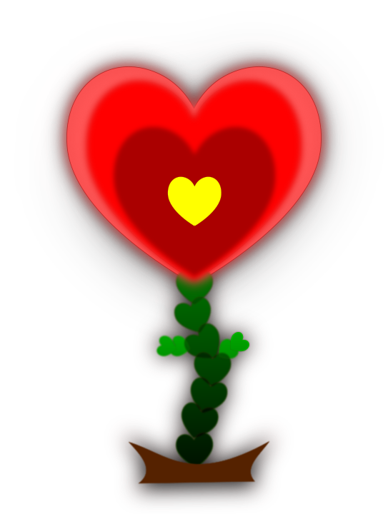 heart_flower_clipart