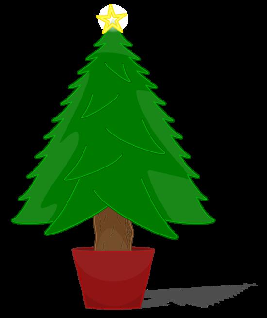 elkbuntu_glossy_christmas_tree