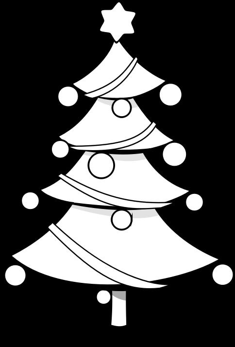 benbois_christmas_tree_black_white