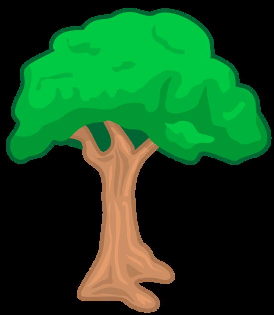 trace_tree_clipart