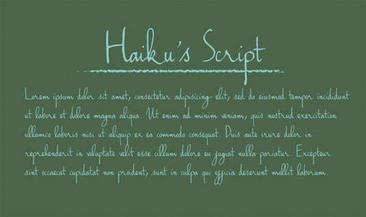 haiku's_script