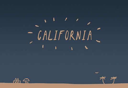 california_sans