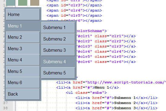 css3_vertical_multicolor_3d_menu