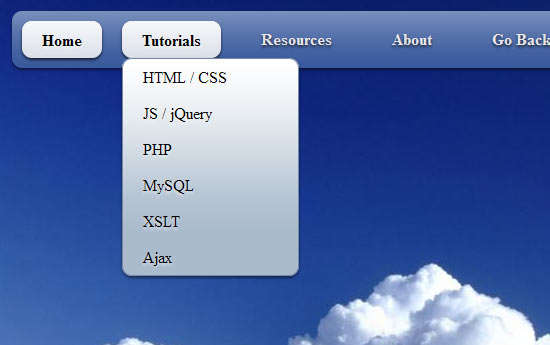 cool_css3_dropdown_menu