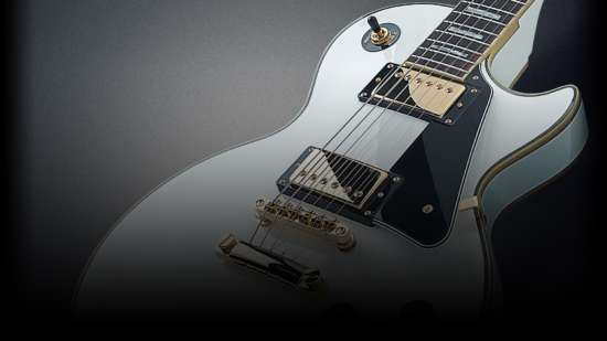 General 1920x1080 guitar music white Rocksmith gold Les paul Gibson