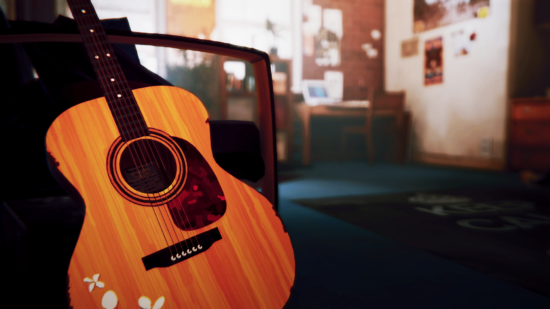 General 1920x1080 video games Life Is Strange guitar