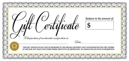 professional_gift_certificate