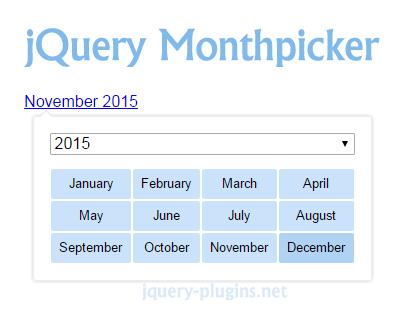 jquery_monthpicker